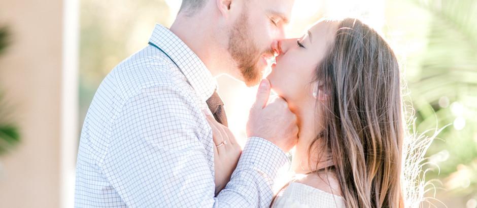 Kaitlyn & Matt | Longwood Gardens Engagement