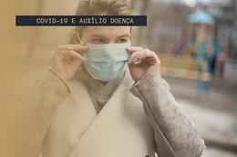 auxílio-doença pelo covid-19