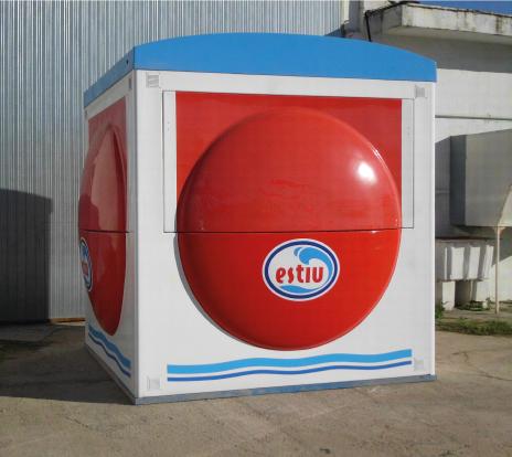 Kiosco Gota Cerrado