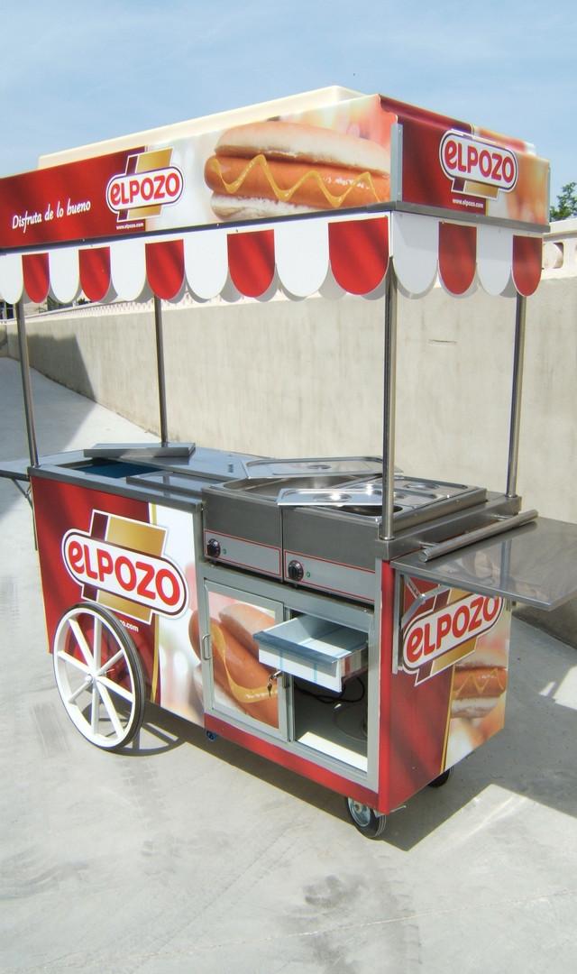 Carro CG El Pozo