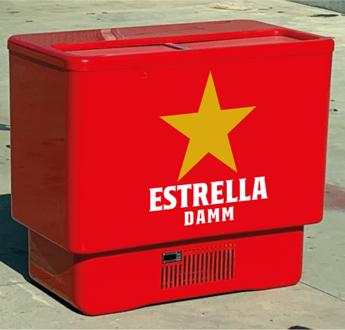 AsfriBar Estrella Damm