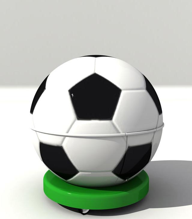 Kiosco Esfera Futbol