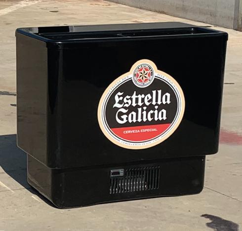AsfriBar Estrella Galicia
