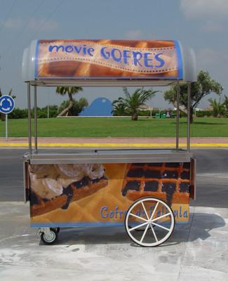 Carro CG Gofres