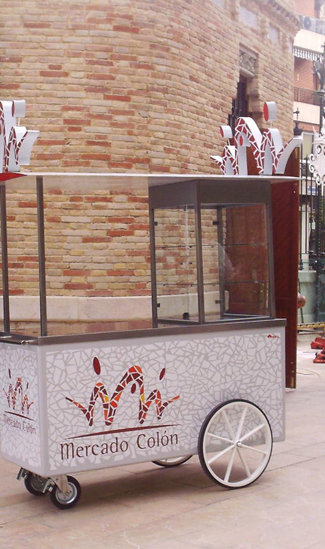 Carro CG Mercado Colon
