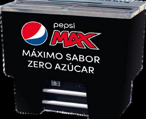 Stock-100 Pepsi Max