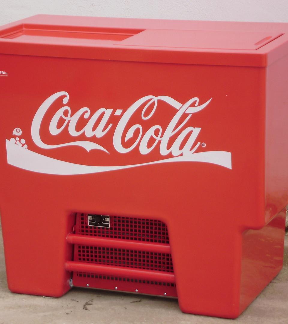 Stock-100 Coca-Cola