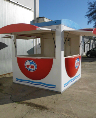 Kiosco Gota Abierto