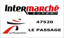 INTERMARCHE LE PASSAGE