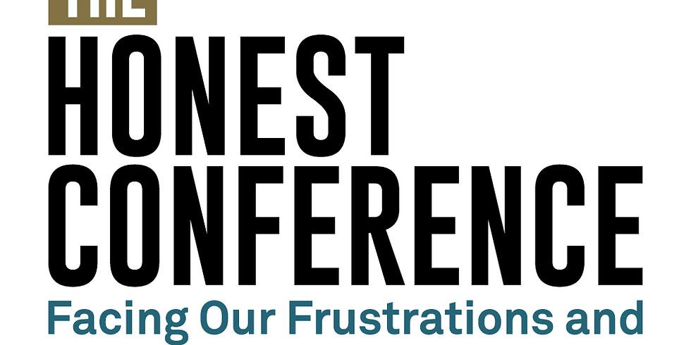 POSTPONED! 2020 - WINSTON-SALEM NC - The Honest Conference for Pastors