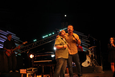 Matt & Mark Hall of Casting Crowns