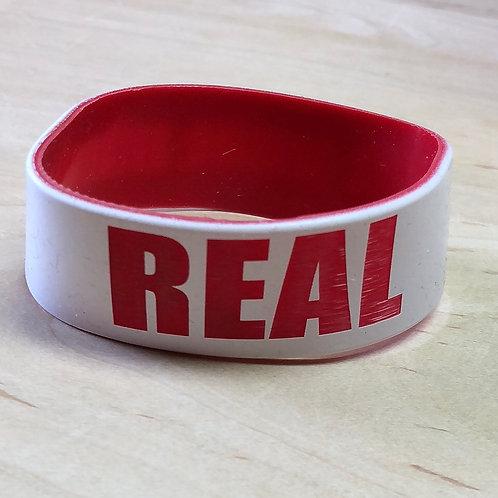 REAL - true; genuine; authentic