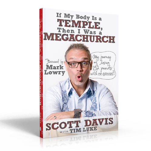 If My Body Is A Temple, Then I Was A Megachurch