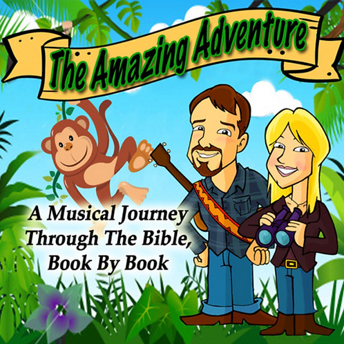 The Amazing Adventure - A Musical Journey Through The Bible Book by Book
