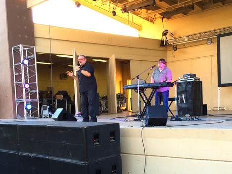 Scott & Matt - Outdoor Event