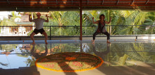 Yoga retreat Ubud Bali