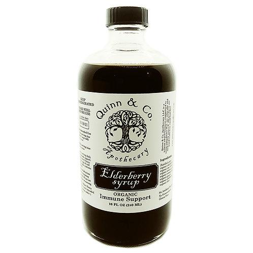 Organic Elderberry Syrup 16oz