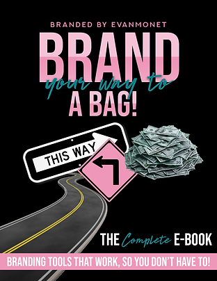 BRAND YOUR WAY TO A BAG