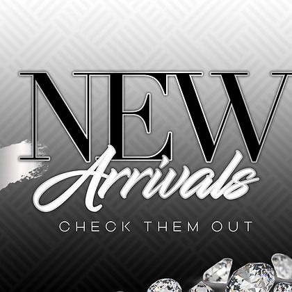 New Arrivals (White & Black)