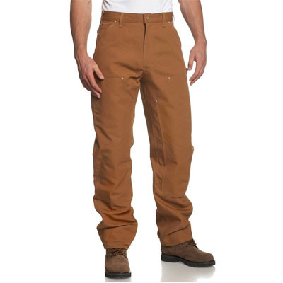Double Front Work Pants