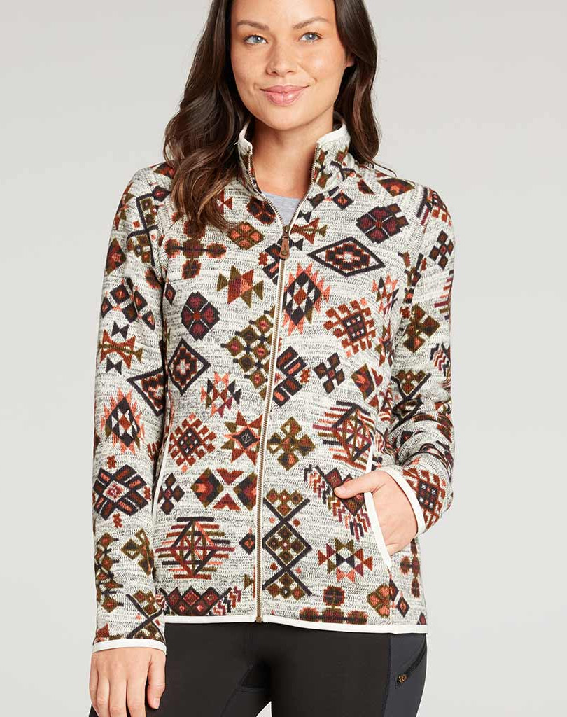 Lumbini Fleece Jacket
