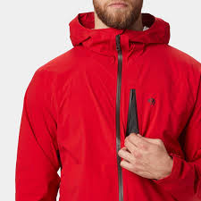 Stretch Ozonic Rain Jacket