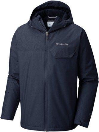 Hunstville Peak Waterproof Winter Coat