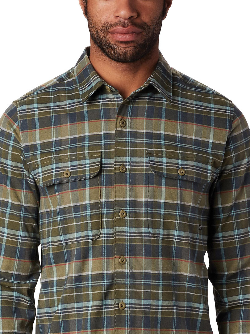 Voyager One Stretch Flannel