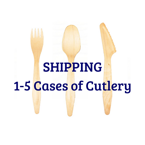 Standard Cutlery Shipping