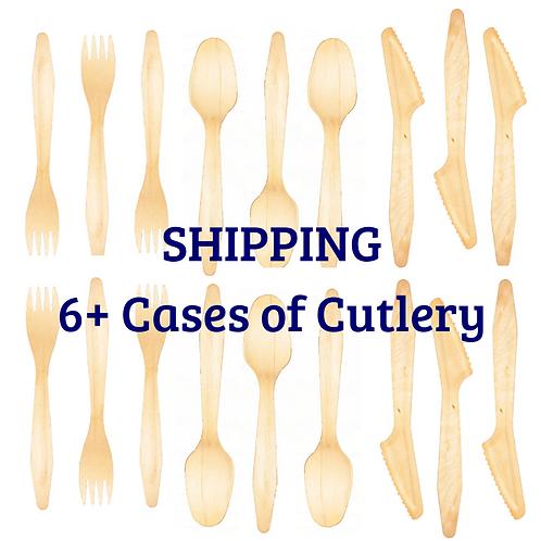 Bulk Cutlery Shipping