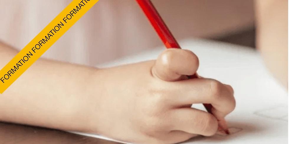Remédiation tenue de crayon et posture