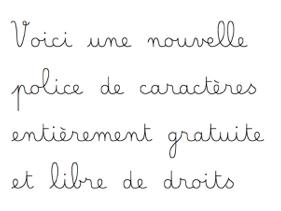 La police de caractères idéale pour vos modèles d'écriture