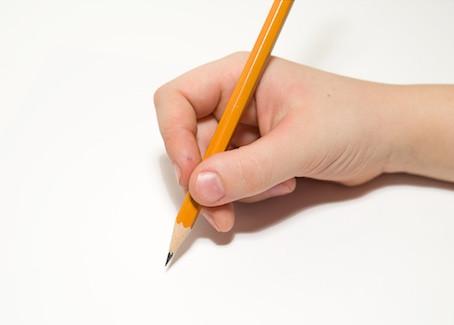 1,2, 3 Soleil : Ce qu'il faut savoir pour bien tenir son crayon