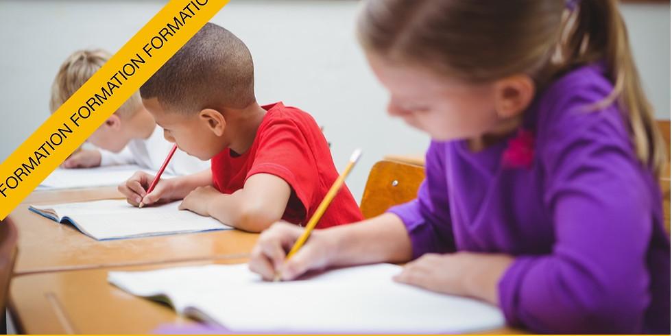 La formation des lettres (cours en e-learning)