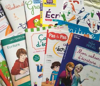 Spécial enseignants : Quel cahier pour apprendre à écrire en CP ?