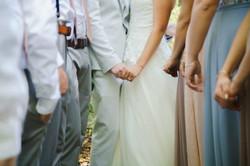 Watertower wedding