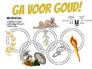 Ga voor goud!