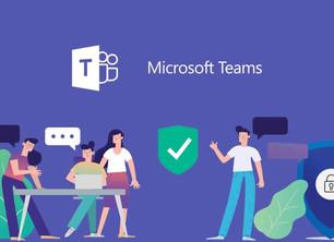 Teams van Microsoft
