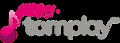 Tomplay music logo