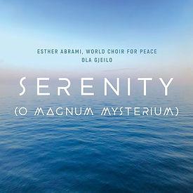 """Album artwork of """"Serenity (O Magnum Mysterium)"""""""