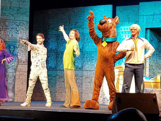 Scooby Doo Finale!