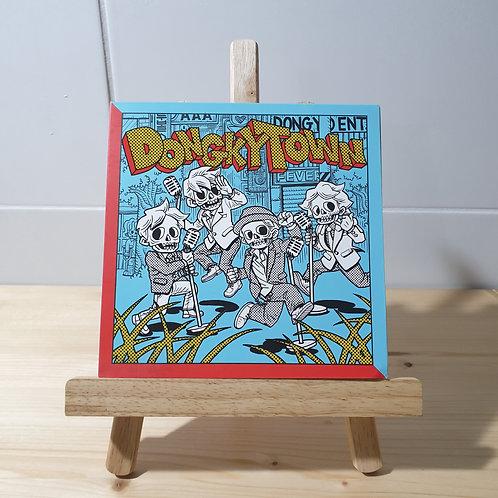 DONGKIZ - 1st Mini Autographed Signed Promo Album
