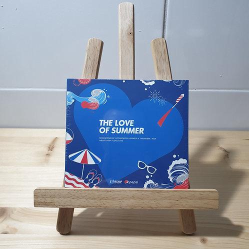 Pepsi - The Love of Summer Promo Album