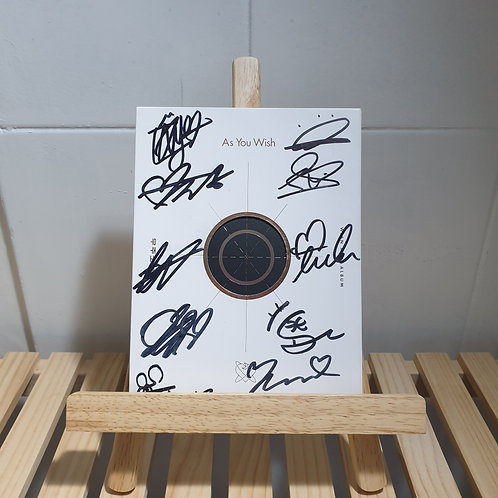 WJSN - 7th Mini Autographed Signed Promo Album