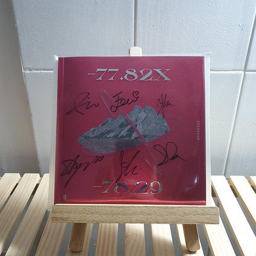 EVERGLOW - The 2nd Mini Signed Album