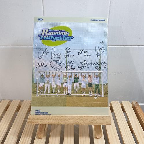TOO - 2nd Mini Signed Album