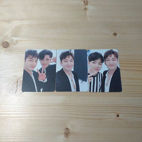 NU'EST - W.here Official Photocard x 3