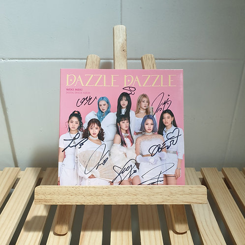 Weki Meki  - Digital Single Signed Promo Album