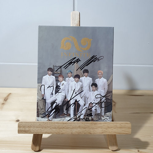INFINITE - Season 2 Autographed Signed Album