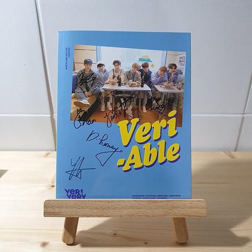 VERIVERY - VERI-ABLE Autographed Signed Album
